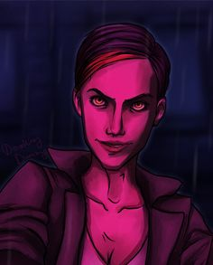 Bloody Mary in Telltales The Wolf Among Us Episode 3: A Crooked Mile
