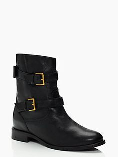psst: these have a hidden wedge. the sabina boot by kate spade new york. (august 2014)
