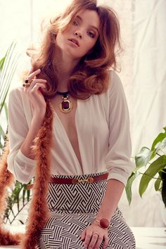 Sweet '70s: A Spring Beauty Editorial | Beauty High