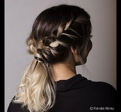 How To Make Hair, Make Up, French Braid, Bad Hair Day, Rapunzel, Get The Look, Braids, Hair Beauty, Dreadlocks