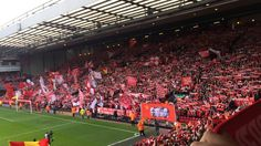 Awesome You'll Never Walk Alone liverpool vs chelsea 27.04.2014