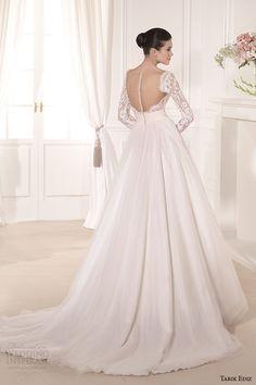 Tarik Ediz White 2014 Bridal Collection — Part 1 | Wedding Inspirasi