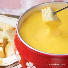 Gooseberry Patch Recipes: Easy, creamy appetizer - Quick Cheese Fondue