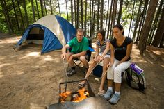 camping-en-famille-en-mauricie