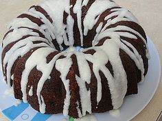 Sourdough Banana Cake