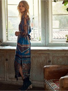 Free People Artisan Indira Dress, $398.00