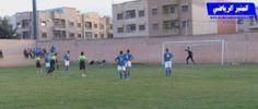 نهائي دوري أبطال الحي تيزنيت: لقطات من مباراة العين الزرقاء ضد الحي المحمدي 30-04-2017
