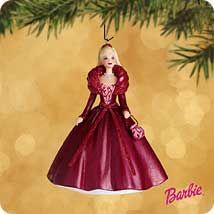Barbie Christmas Ornament.44 Best Hallmark Barbie Ornaments Images In 2013 Ornaments Barbie