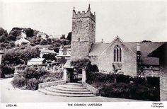 The Church Lustleigh