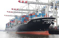 Naviera Hanjin Shipping mantiene bloqueado entrada a diferentes puertos…