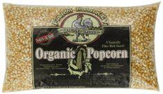 Great Northern Popcorn Organic Premium Popcorn, 5 Pound - http://goodvibeorganics.com/great-northern-popcorn-organic-premium-popcorn-5-pound/
