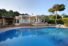 Villa Moll Moll, Cala Blanca, Menorca