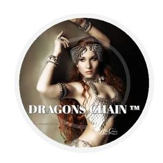 Dragons Chain™ - cool fashionstyle in metal Real Leather, Dragons, Wonder Woman, Chain, Cool Stuff, Metal, Fashion, Handarbeit, Moda