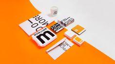 Milk Design Studio | Identity on Behance