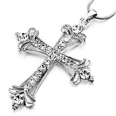 cross pendant ....