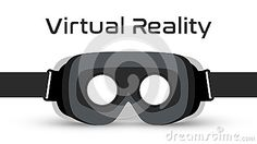 Illustration about Simple virtual reality goggles VR Headset vector on white background. Illustration of reality, technology, white - 92531467 Virtual Reality Goggles, Vr Headset, Vector Stock, Stock Photos, Games, Simple, Illustration, Virtual Reality Glasses, Gaming
