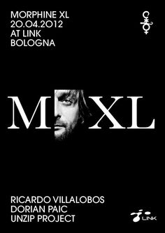 Morphine XL At Link: Ricardo Villalobos - 20.04.2012