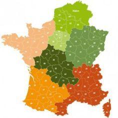 Régions potagères de France - I. Francès - Rustica