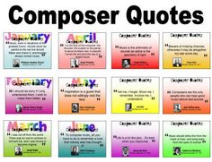 Deschamp This website is great bulletin boards for music classrooms. I'm definitely using some of this and adding my own flare :) Piano Lessons, Music Lessons, Music Bulletin Boards, Middle School Music, Elementary Music, Elementary Library, Primary Music, Piano Teaching, Music Activities
