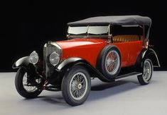 Daimler Global Media Site > Classic > Mercedes-Benz Cars > Mercedes-Benz P. Cars > Benz until 1926