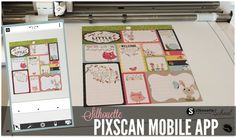 Silhouette Pixscan App: Tutorial and First Impressions