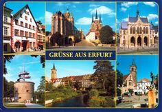 erfurt germany - Google Search
