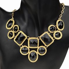 18 Gold Plated Gp Geometric Acrylic Bib Chain Pendant Necklace Thboxes http://www.amazon.com/dp/B00CBQPLY6/ref=cm_sw_r_pi_dp_m292vb0NR0XCD
