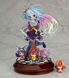 Shiro from the anime series 'No Game No Life' is here! - A Rinkya Blog
