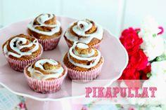 Pullahiiren leivontanurkka:pikapullat