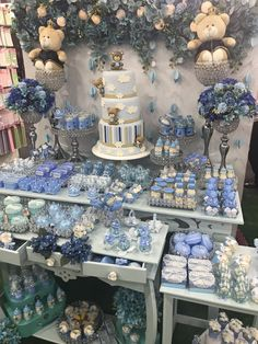 Super Ideas For Baby Shower Boy Osos – Baby Shower İdeas 2020 Baby Shower Cakes, Baby Shower Balloons, Baby Shower Favors, Baby Shower Parties, Baby Boy Shower, Baby Shower Invitations, Baby Shower Gifts, Baby Showers, Baby Shower Decorations For Boys