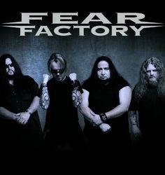 Fear Factory  #FearFactory  #Resurrection  #Obsolete  #BurtonCBell  #Metal  #Kamisco