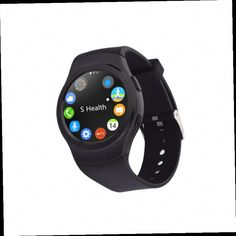 52.20$  Watch now - http://ali85t.worldwells.pw/go.php?t=32695043486 - 2016 Latest Smart Watch  fashion Shape, 1.3 inch Full disc Screen ,Heart Rate Monitor free shipping smart watches 52.20$
