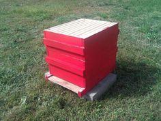 10 Frame Langstroth Beehive Bee Hive 10 Frame Aluminum Sheet Metal