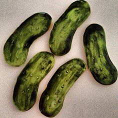 Pickle Sugar Cookies by DZShoppe on Etsy