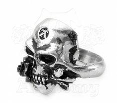 Alchemy Gothic Ring - Demi Alchemist
