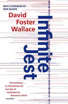 Infinite Jest by David Foster Wallace on Anobii, eBook £6.99. A great book with tennis at the heart of its plot, with 1104 pages, it'll promise to keep you going whilst you're queueing for tickets.