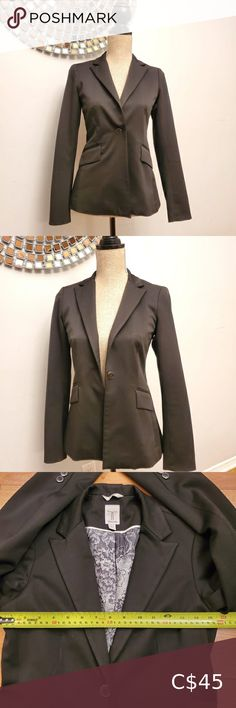 Tristan women blazer black size Perfect condition blazer Size 1 see pictures With shoulder pads Pet free smoke free home Trista Jackets & Coats Blazers Women Blazer, Blazers For Women, Jackets For Women, Plus Fashion, Fashion Tips, Fashion Trends, Suit Jackets, Black Blazers, Shoulder Pads
