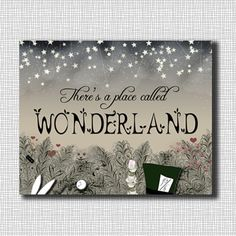 Somewhere there's a place called WONDERLAND. Is it true life or merely a dream?