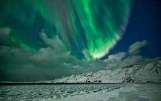 #auroraborealis #northernlights #noorderlicht