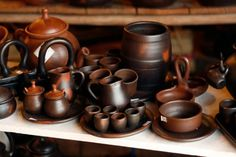 Pomaire y sus artesanías