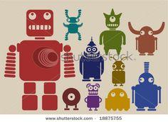 robot types