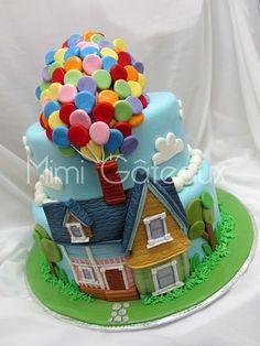 Up Cake.