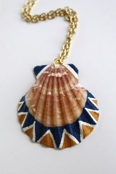 diy shells jewelry