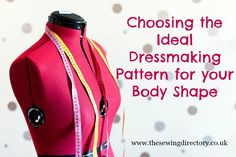 How to select an ideal sewing pattern for your body shape by Jan Morton, The Style Architect. Pattern Drafting Tutorials, Sewing Patterns Free, Clothing Patterns, Wedding Dress Patterns, Dress Making Patterns, Pattern Making, Sewing Hacks, Sewing Projects, Sewing Tips