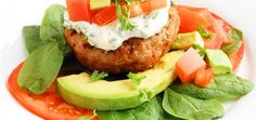 Classic Paleo Turkey Burgers (Healthy & Low Carb)- 100x healthier than beef burgers and even better in my opinion!