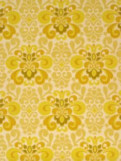 Retro baroque wallpaper by Mohr wallpapers