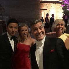 Pin for Later: Werft einen Blick hinter die Kulissen der Met Gala mit diesen Instagrams Prabal Gurung, Reese Witherspoon, George Clooney und Kristen Wiig