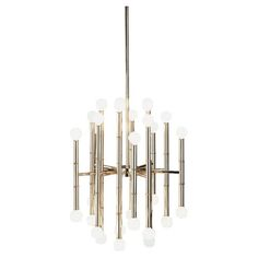This for my diningroom.  IF I can get it for like a fraction of the price. - Meurice 30-Light Chandelier & Robert Abbey Meurice Chandeliers | YLighting