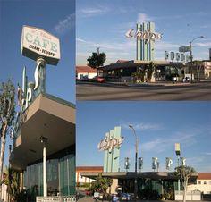 Chips restaurant, Hawthorne CA