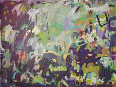 """Blurp, 36"""" by 48"""" gallery wrap, 1500"""